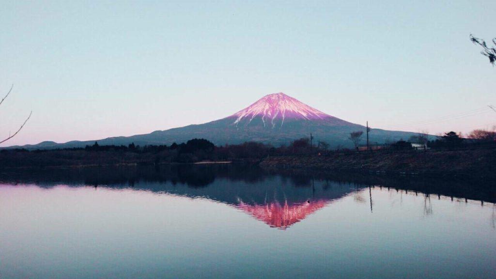 謹賀新年富士山